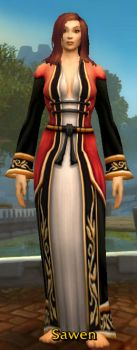 Imperial Red Robe