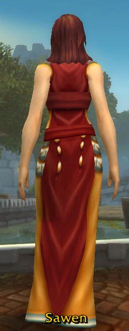 Civinad Robes back