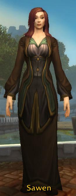 Gilnean Neophyte's Robe