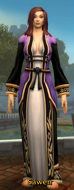 High Councillor's Robe