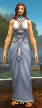 Mooncloth Robe