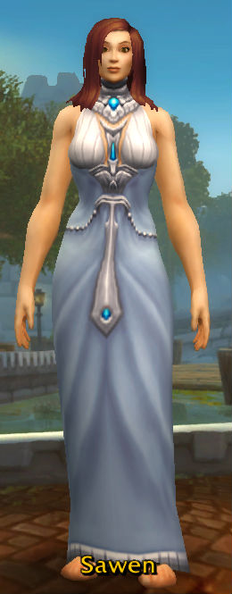 Mooncloth Robe