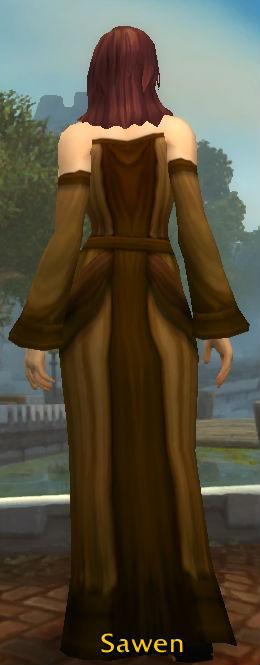 Primal Robe back