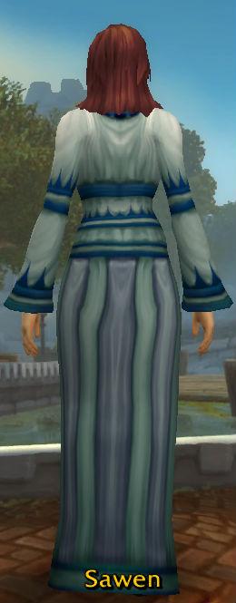 Seer's Robe back