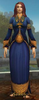 Abjurer's Robe