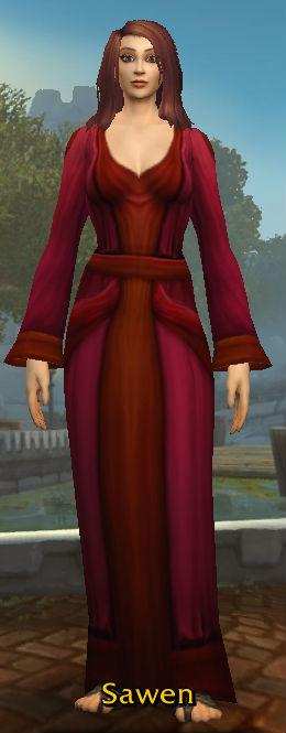 Acolyte's Robe