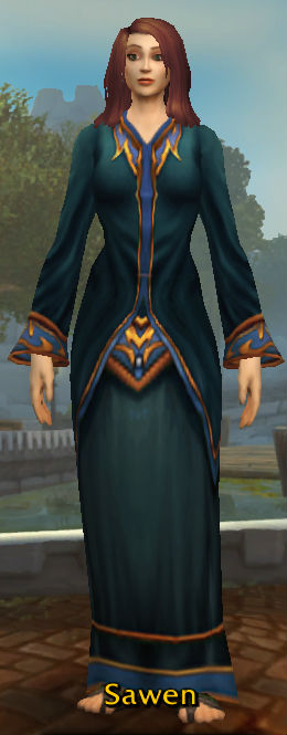 Anacondra's Robe