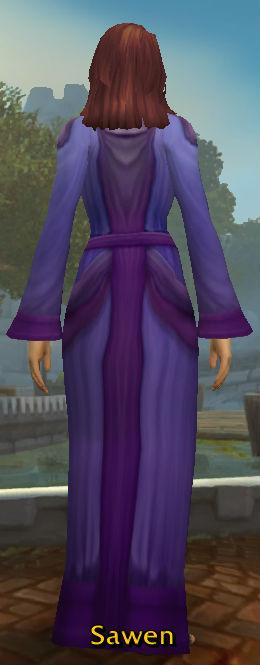 Apprentice's Robe back