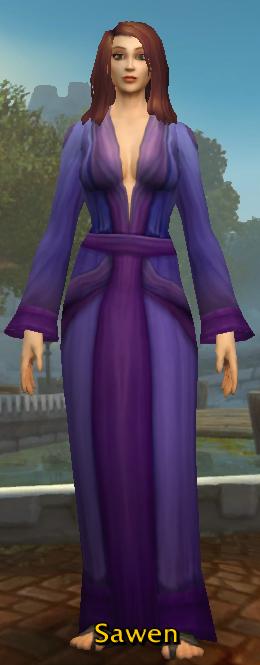 Apprentice's Robe