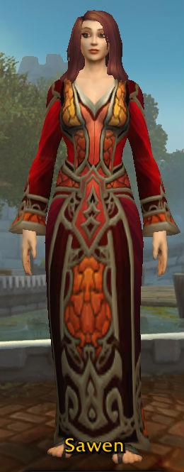 Bloodfyre Robes of Annihilation
