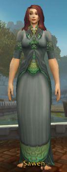 Duskwoven Robe
