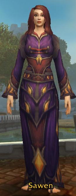 Ermine Coronation Robes