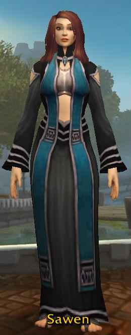 Exiled Dabbler's Robe