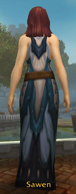 Goblin Neophyte's Robe back