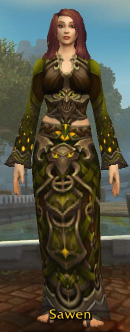 Gown of Spiritual Wonder