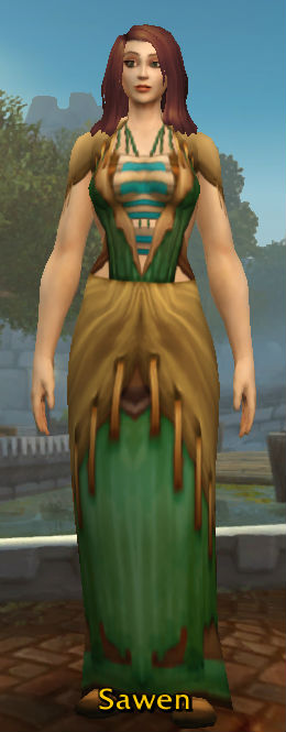 Greenweave Robe