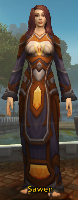 Incanter's Robe