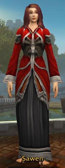 Infernoweave Robe