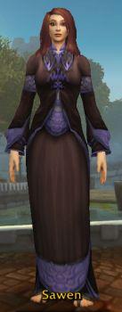 Netherweave Robe
