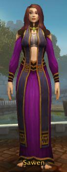 Shadoweave Robe