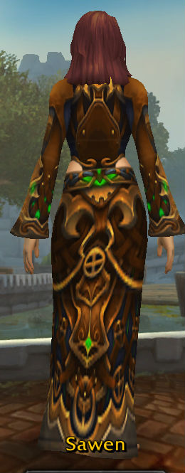 Shroud of the Lore`nial back