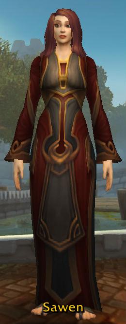 Stonescale Robes