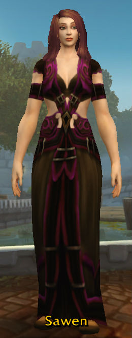 Twilight Cultist Robe