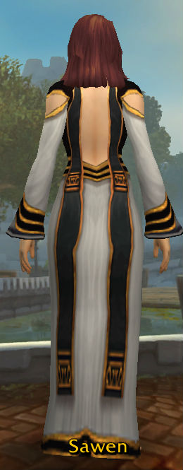 Runecloth Robe back