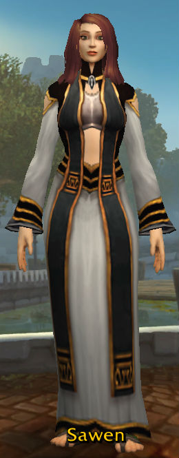 Runecloth Robe