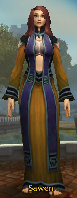 Wizardweave Robe