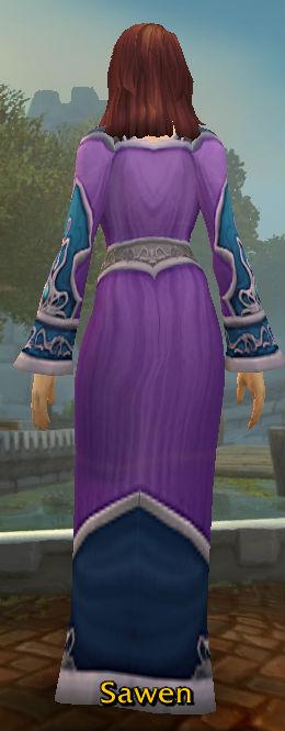 Robes of the Augurer back