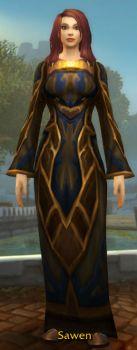 Oracle Robe