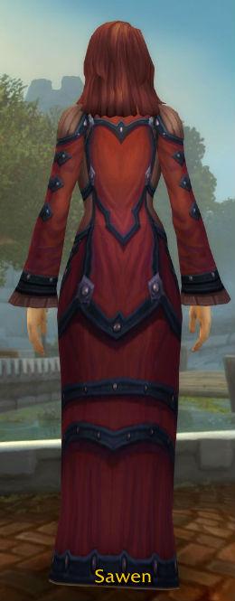 Robes of Embalmed Darkness back
