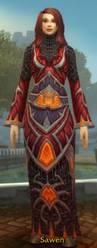 Robes of Smoldering Devastation