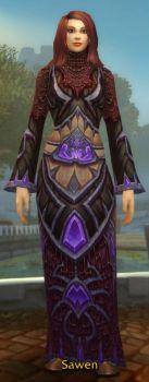 Robes of Smoldering Devastation Heroic