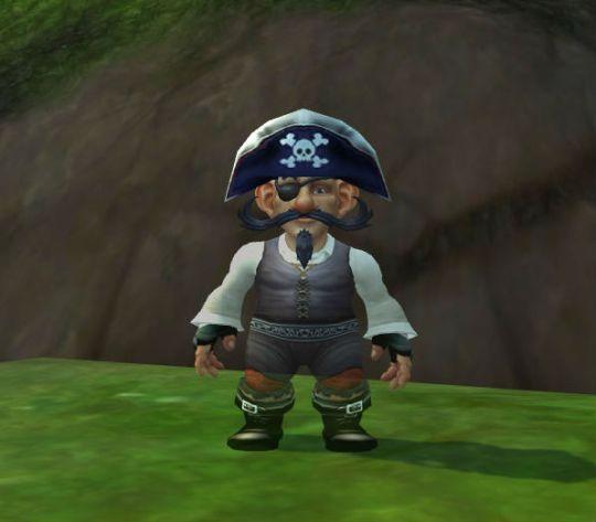 Burgy Blackheart's Handsome Hat