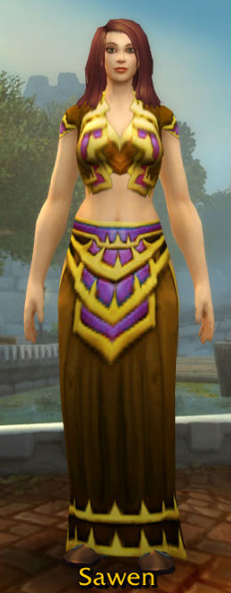 Highborne Robes
