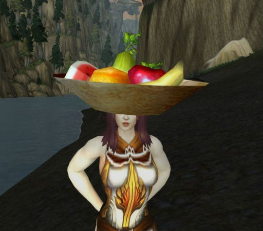 Mesmerizing Fruit Hat