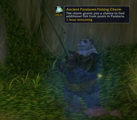 Ancient Pandaren Fishing Charm