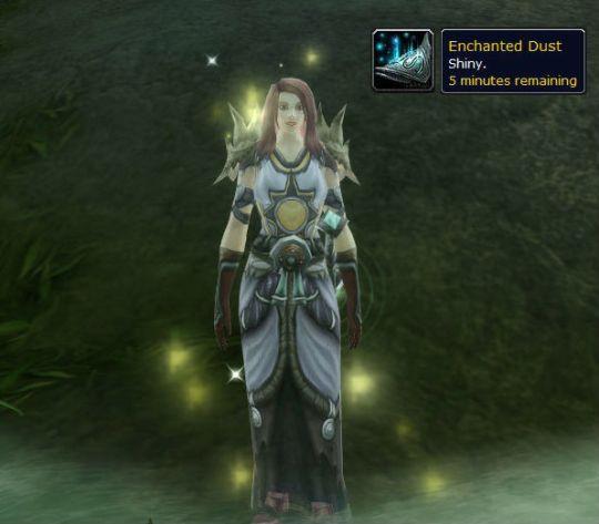 enchanted dust F
