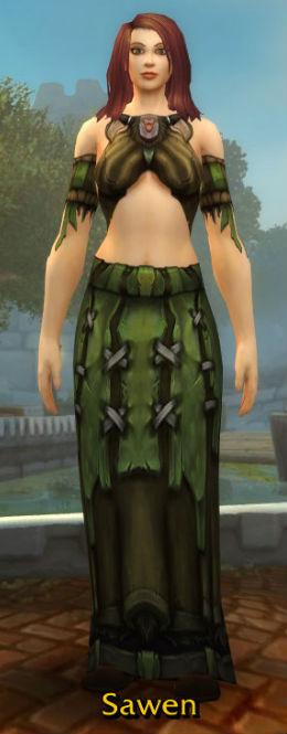 Anchorite Robe
