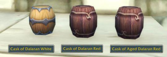 Dalaran cask