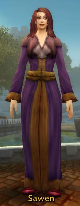 Darkmoon Robe