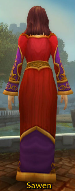 Replica Magisters Robes back