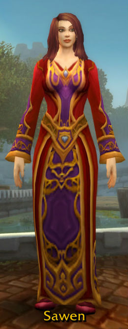 Replica Magisters Robes