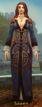 Robe of the Five Sisters