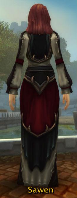 Sumptuous Robes back
