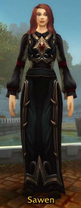 Sumptuous Robes