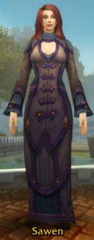 Vicious Fireweave Robe